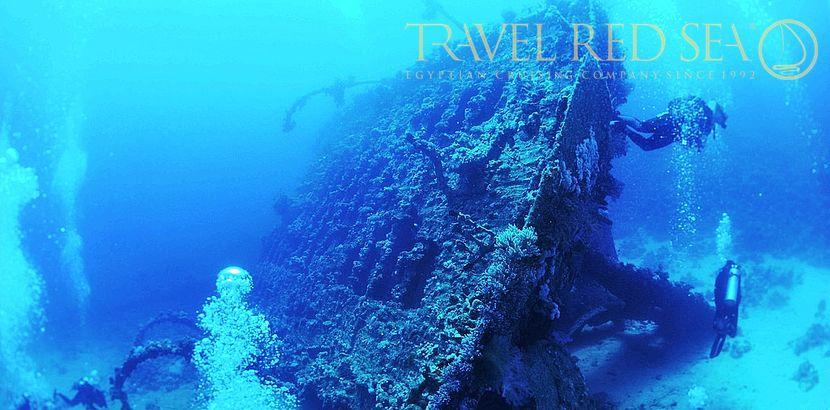 North Wrecks - Ras Mohamed - Straits of Tiran | Egyptian